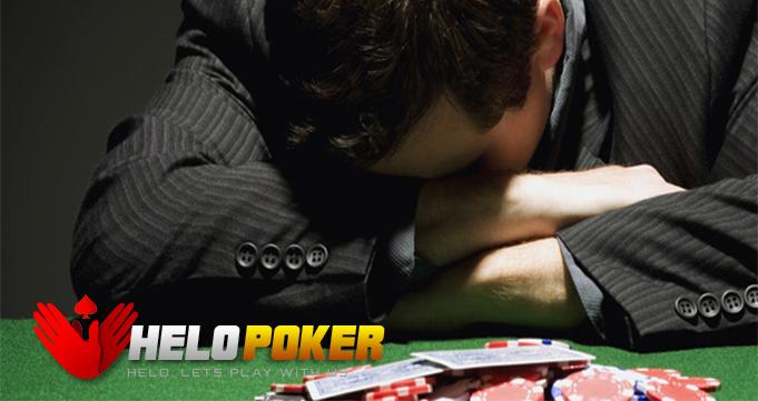 Kesalahan Pemain Poker Online Yang Sangat Merugikan